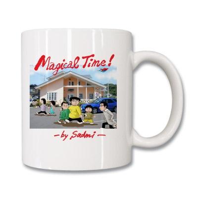 オリジナル・マグカップ